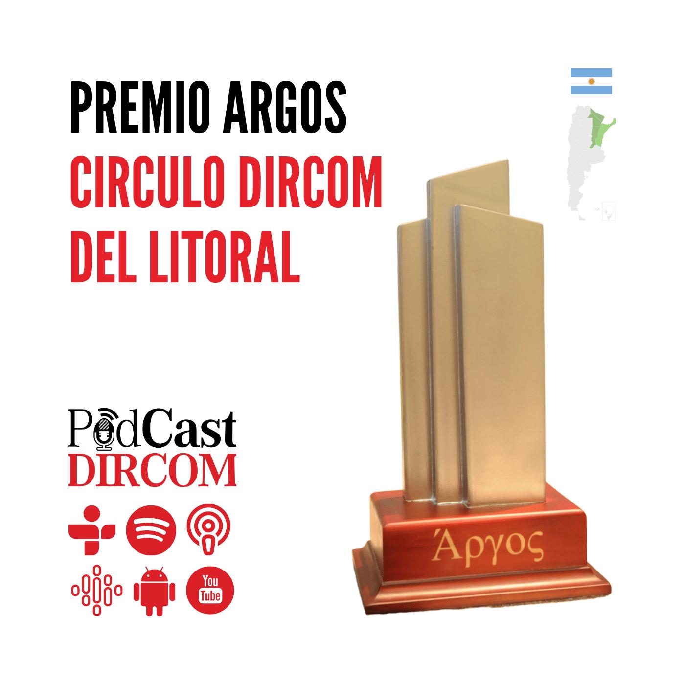 Premio Argos Circulo DIRCOM del Litoral