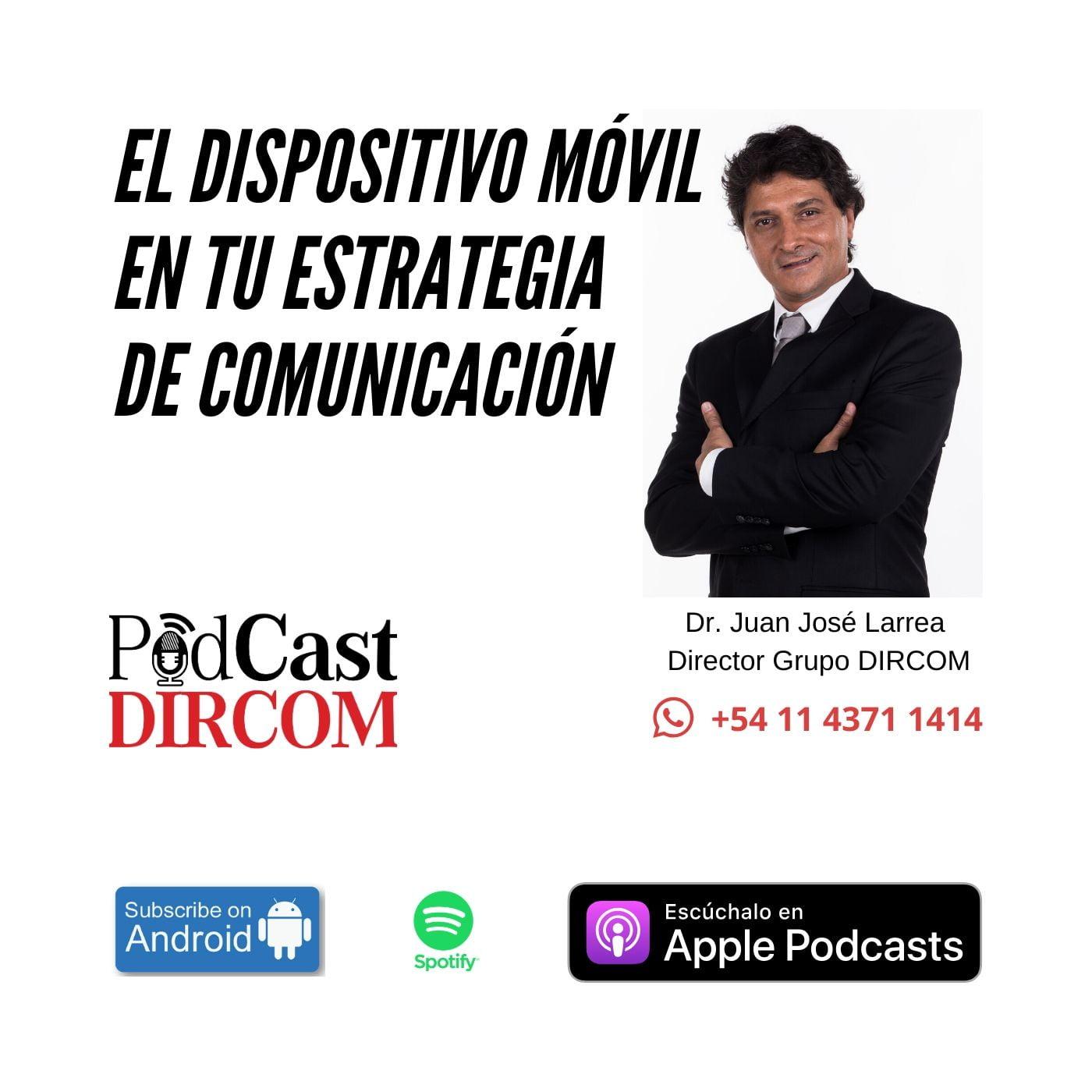 El Dispositivo Móvil en tu estrategia de comunicación