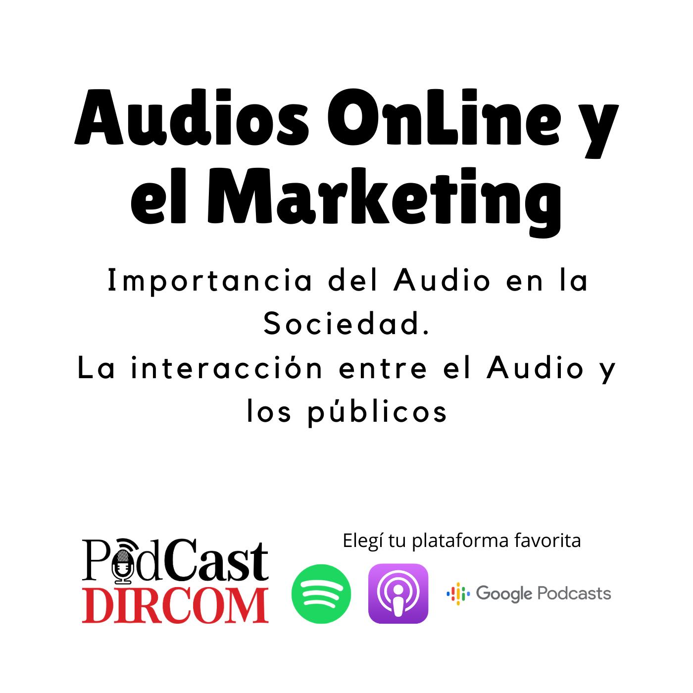Audios OnLine y el Marketing