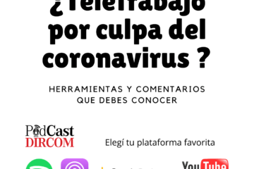Teletrabajo por culpa del Coronavirus