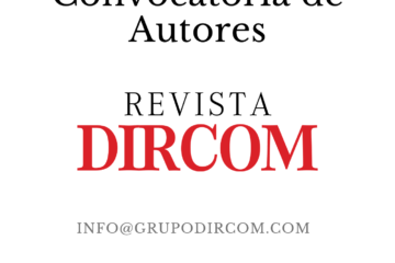 Convocatoria Revista DIRCOM