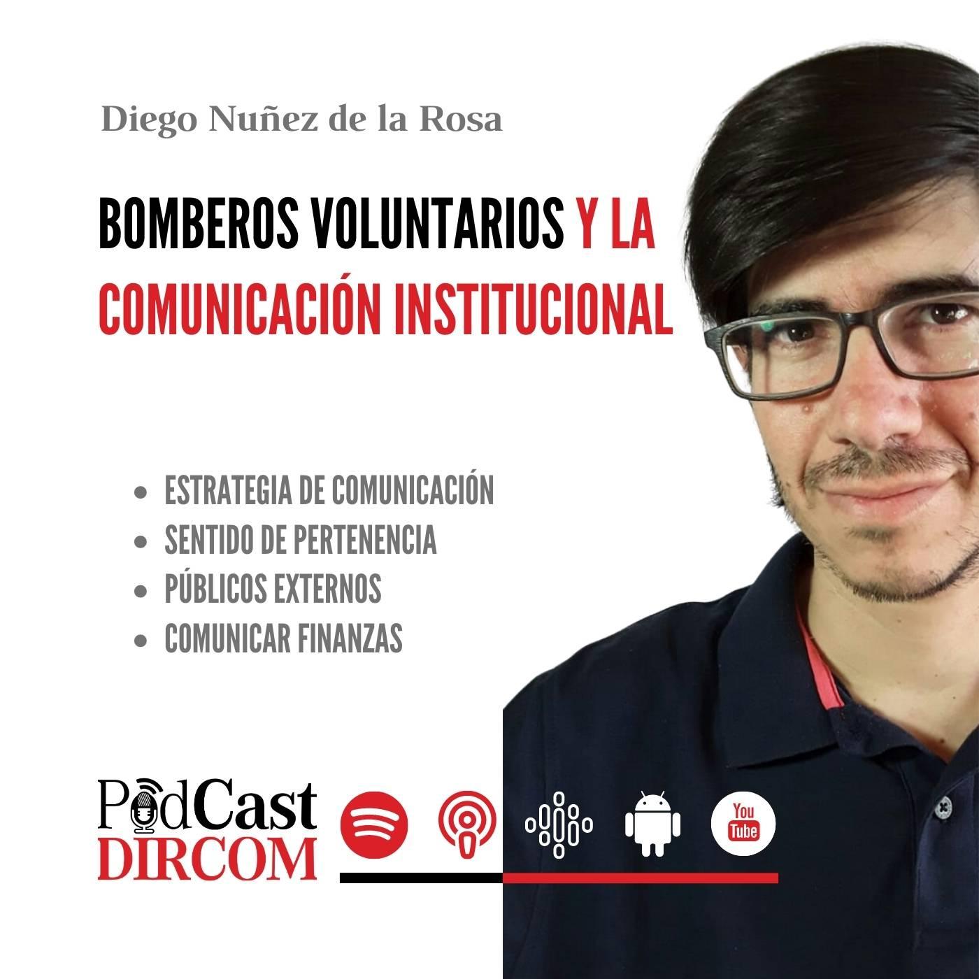 Bomberos Voluntarios y la Comunicacion Institucional