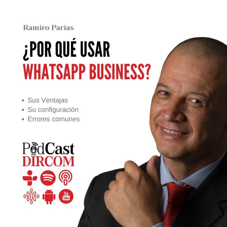 ¿Cómo WhatsApp Business?